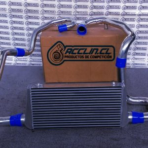 Kit Intercooler Frontal + Cañerias - Subaru GC8