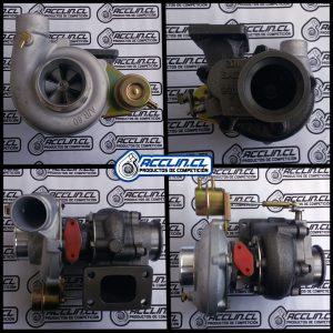 Turbo T3T4 - Wastegate Interna