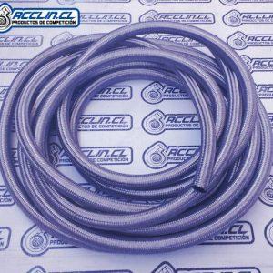 Manguera AN10 - Malla Aluminio