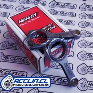 Bielas Manley - Mitsubishi Evo, H Bean