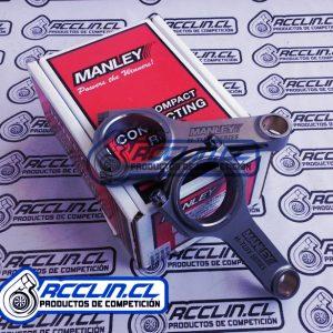 Bielas Manley - Subaru Impreza WRX/STI, H-Tuff