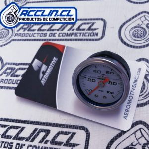 Reloj de Presion de Bencina - Aeromotive