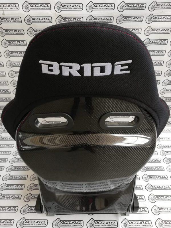 Butaca Bride Kevlar. Reclinable