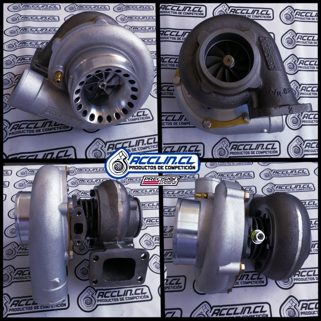 Precision Twin Turbo: Productos Archivo